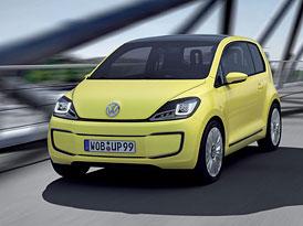 Potvrzeno: Volkswagen bude elektromobil e-up! vyrábět na Slovensku