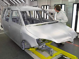Škoda Auto nabízí zvýšení tarifů o 3,5 procent, odbory chtějí 7