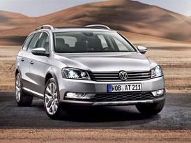 Video: Volkswagen Passat Alltrack v novém videu