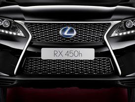 Lexus RX 450h F Sport: První ochutnávka