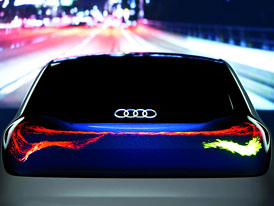 Audi poodhaluje techniku budoucnosti