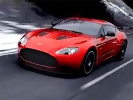 Video: Aston Martin V12 Zagato – Ostrý Brit v italském obleku