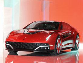 Ženeva živě: Italdesign Giugiaro Brivido je luxusní GT s dotykovým ovládáním
