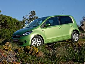 Škoda Citigo: Kompletní ceník pětidveřové verze je na světě