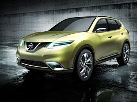 Ženeva živě: Nissan Hi-Cross Concept jako předobraz pro příští X-Trail