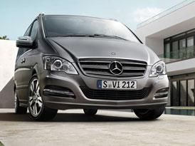 Ženeva živě: Mercedes-Benz Viano Pearl je velkoprostorová luxusní perla