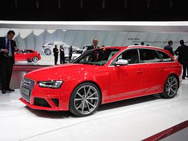 Audi RS 4 Avant: Extra ostr� A4 pot�et�
