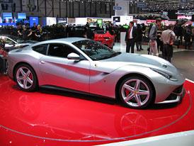 Ženeva živě: Ferrari F12berlinetta je na vlastní oči ještě úžasnější (2x video)