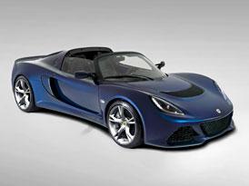 Ženeva živě: Lotus Exige S Roadster