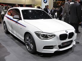 BMW Concept M135i: Předobraz nejsilnější jedničky