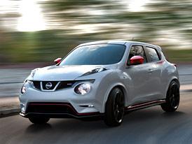 Nissan Juke Nismo míří do výroby