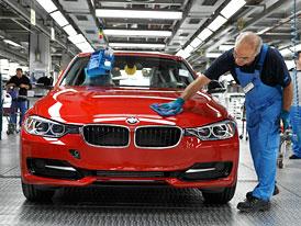 BMW nabírá 4 tisíce nových zaměstnanců