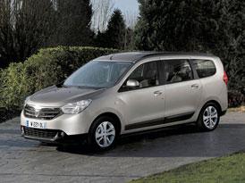 Dacia Lodgy: Přehled motorizací a parametrů
