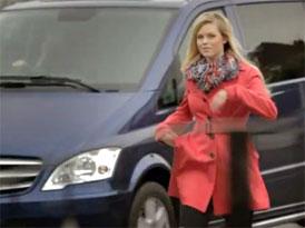 Mercedes-Benz Vito je přitažlivější než blondýna (video)