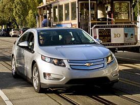 Chevrolet Volt je trnem v oku republikánských kandidátů na prezidenta USA