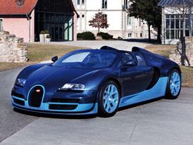 Bugatti Veyron 16.4 Grand Sport Vitesse: Technické podrobnosti a nové fotografie