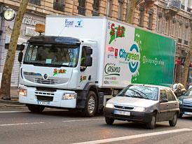 Renault Trucks: První hybrid s kryogenním chlazením