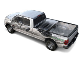 Ram 2500 Heavy Duty CNG: Velk� pick-up na plyn (video)