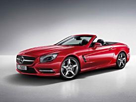 Prohlédněte si nový Mercedes-Benz SL v rozsáhlé fotogalerii