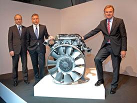 Mercedes-Benz: Nová generace motorů pro užitková vozidla