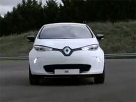 Video: Renault Zoe – Elektrický hatchback pro sériovou výrobu