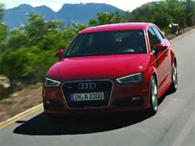 Video: Audi A3 – První na nové platformě
