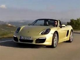 Video: Porsche Boxster a Boxster S – Společně i jednotlivě