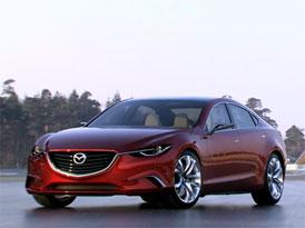 Video: Mazda Takeri – Blízká budoucnost střední třídy