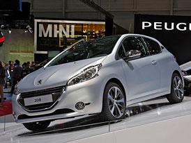 Peugeot 208: Technická data nových motorů (aktualizováno)