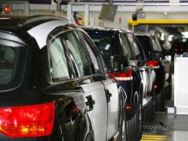Slováci vyrábějí nejvíc aut na hlavu v Evropě