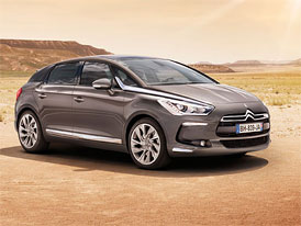 Citroën DS5: Na českém trhu od 679.900,- Kč