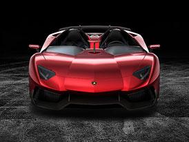 Video: Lamborghini Aventador J – Výroba a odhalení v Ženevě