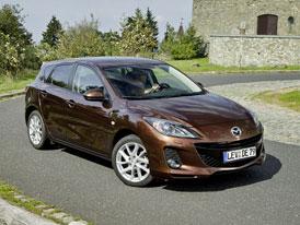Ekotest ADAC: Mazda 3 měla jako jediná nižší než udávanou spotřebu