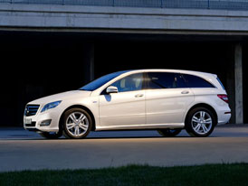 Neúspěch třídy R je definitivní, Mercedes ji stahuje z amerického trhu