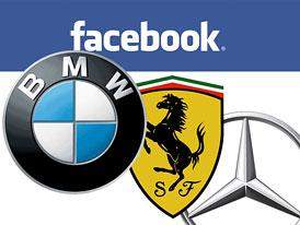 Auta na Facebooku: Kter� zna�ka je nejobl�ben�j��?