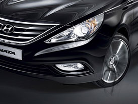 Další generace Hyundai Sonaty přijde v roce 2014