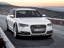 Video: Audi A6 allroad quattro � Op�t o n�co civilizovan�j��