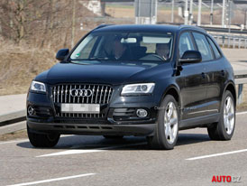 Spy Photos: Audi Q5 – diody a downsizing