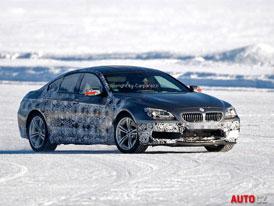 Spy Photos: BMW M6 Gran Coupé