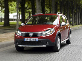 Dacia Sandero Stepway II: Silnější motor a větší luxus pro rumunský allroad