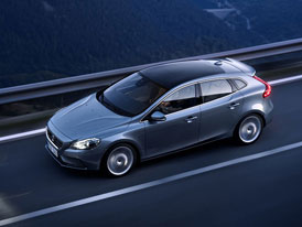 Nové Volvo V40 bude stát šest set tisíc korun