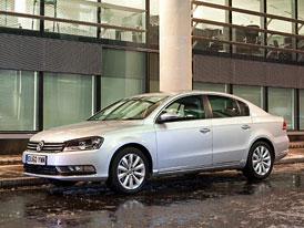 Volkswagen Passat zvolen služebním autem roku