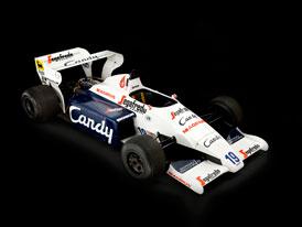 Prvn� Formule 1 Ayrtona Senny je na prodej