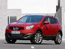 Nissan chce letos prodat 1500 Qashqaiů