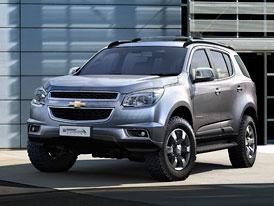 Nov� Chevrolet Trailblazer z�stane Ameri�an�m zapov�zen