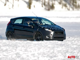 Spy Photos: Ford Fiesta dostane tříválce