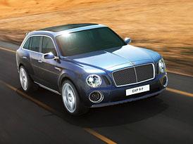 SUV Bentley se pro Peking nezmění