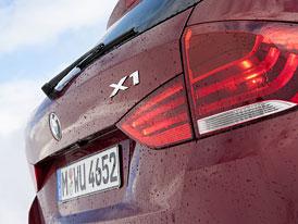 BMW X1: Facelift se představí na autosalonu v New Yorku