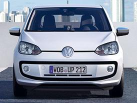 Evropská centrální banka údajně dotuje Volkswagen Up!
