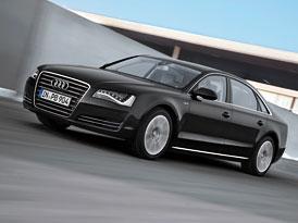 Audi A8 Hybrid: Na německém trhu od 1.960.000,- Kč (video a nové foto)